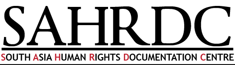 South Asia Human Rights Documentation Centre(SAHRDC)